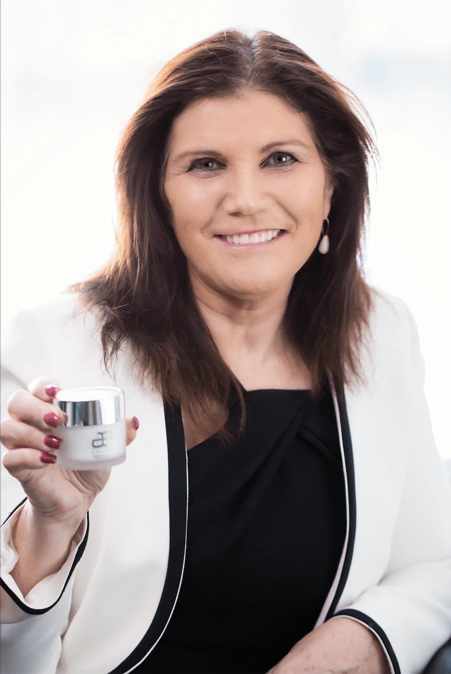 Packshot cosmetique anti rides Aeternum Dolores Aveiro