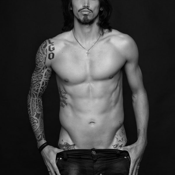 Ezequiel, Schelotto, Nicolas, Gerardin, Sporting, Lisbonne, football, star, people, inked, portugal, argentine, model