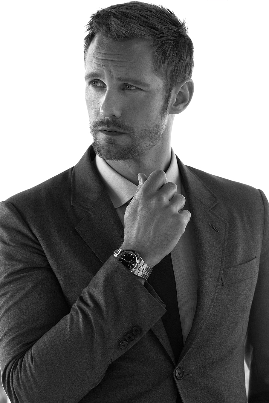 alexander, skarsgård, nicolas, gerardin, photography, editorial, dessange, international, acteur, tarzan, trueblood, cinema, fashion