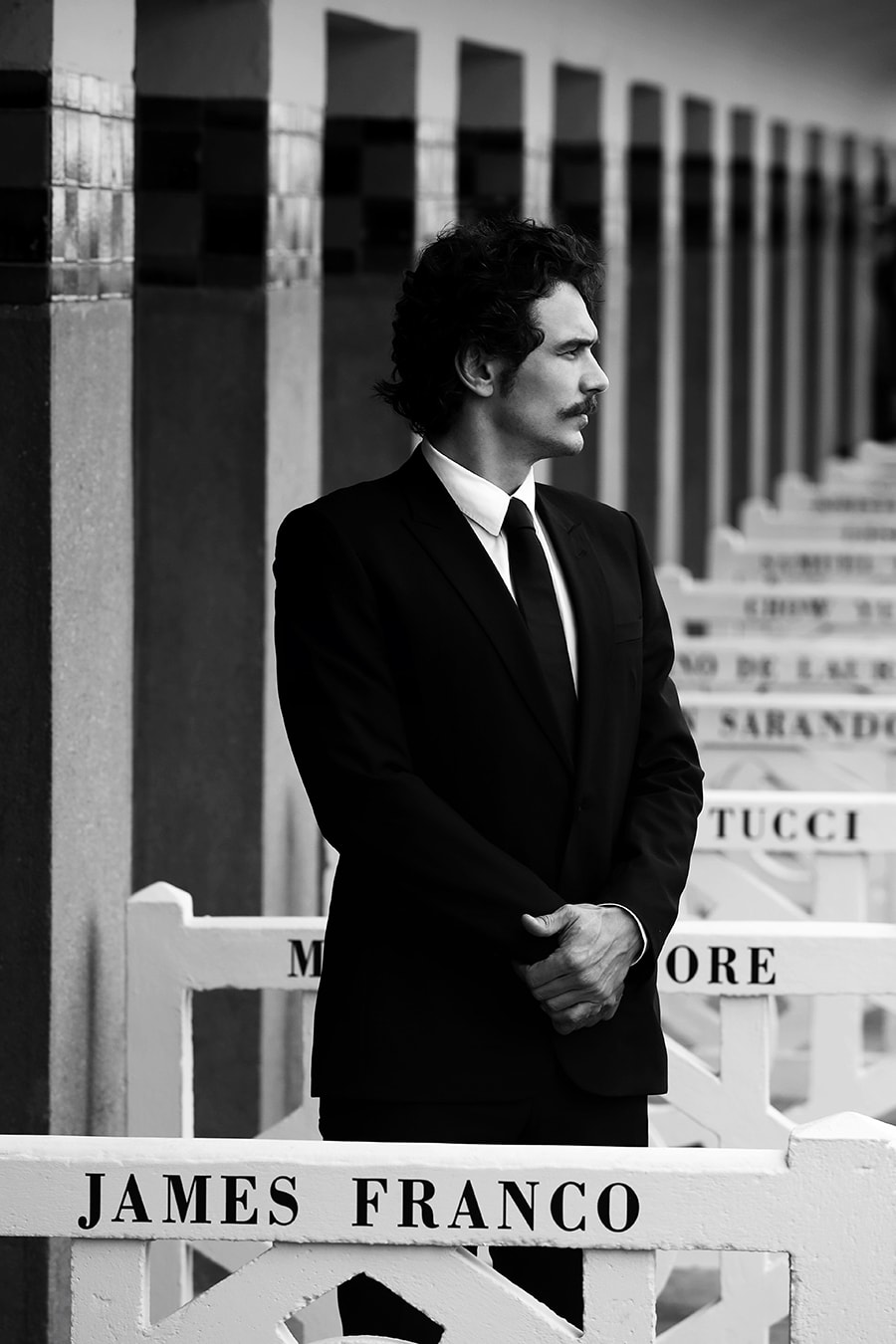 JamesFranco, nicolasgerardin, photographe, actor, deauville, dessange, international, blackandwhite, event, hairstyle, fashion, dior