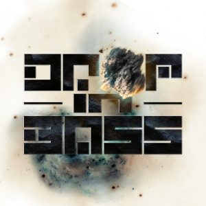 Drop in bass Logo, dubstep, dropbass, droplogo, allnaked, 193records
