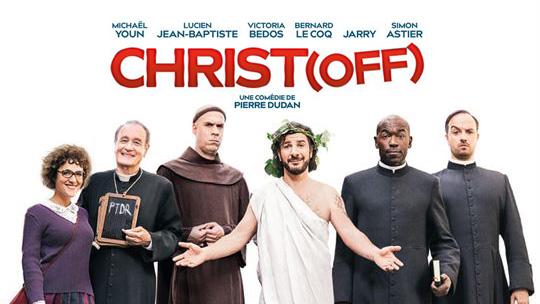 Christ(off), NicolasGerardin, cinema, film, michaelyoun, victoriabedos, simonastier, bernardlecoq, jesus