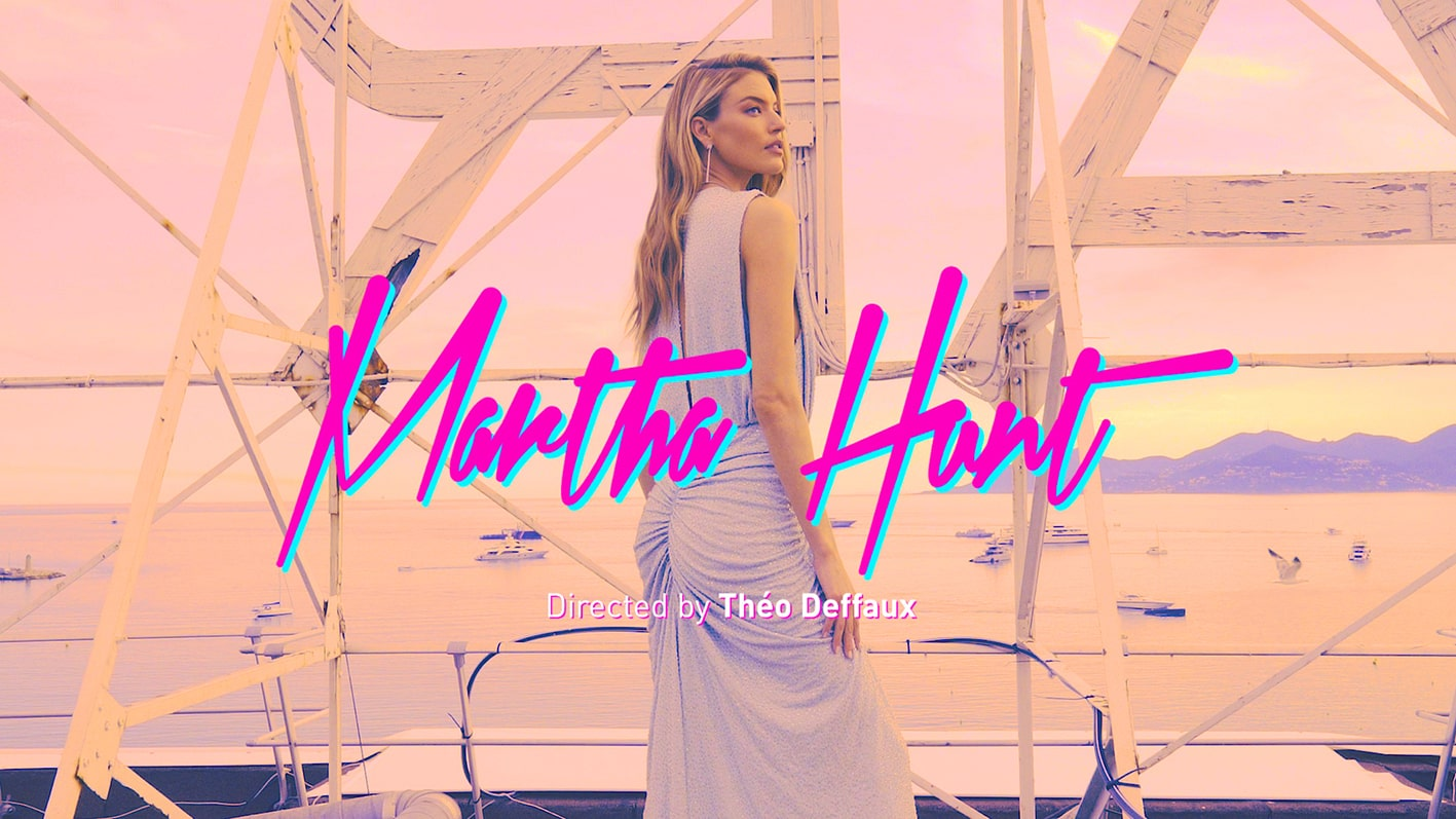 marthahunt, mannequinmarthahunt, fashionvideo, touchthesky, hotelmartinez, videocolor, cloudcolor, theodeffaux, cubriks