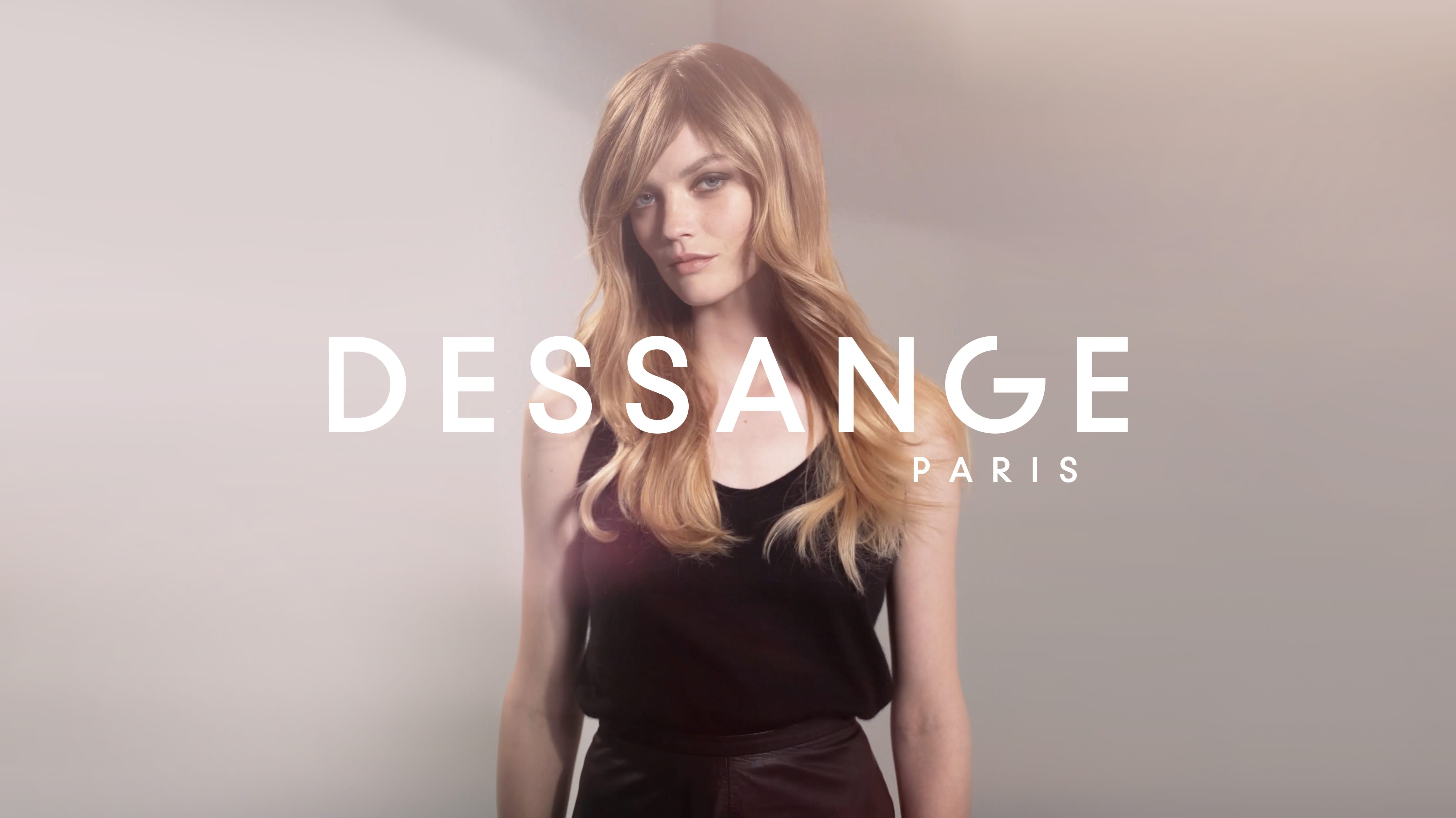 Dessange Paris - Campagne 2019